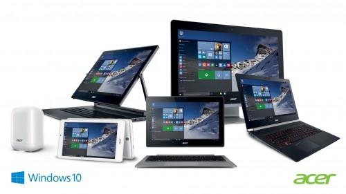 Acer Windows 10