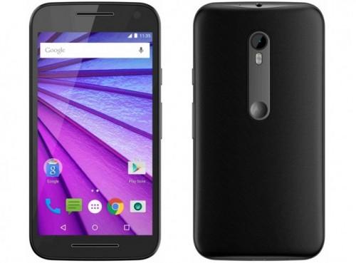 Motorola Moto G 2015 przecieki