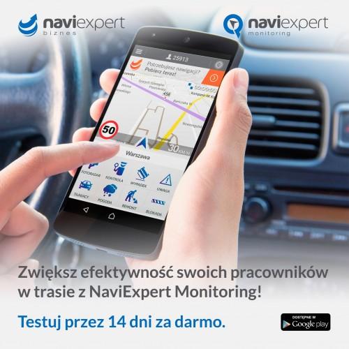 B2B – NaviExpert Monitoring