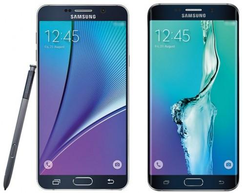 Samsung Galaxy Note 5 i S6 Edge Plus