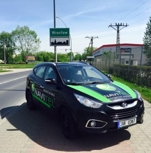 Navitel otwiera dział kartograficzny w Polsce