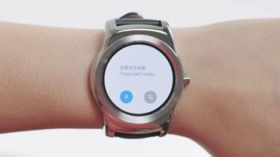 Google Translate - Android Wear