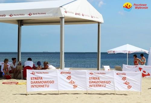 Poczta Polska: bezpłatne WiFi