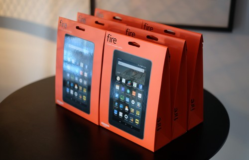 Tablety Amazon Fire