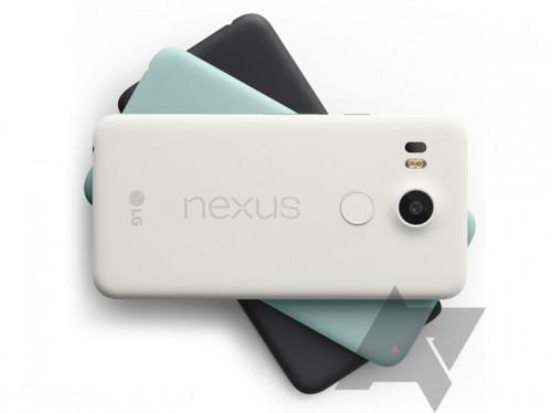 Nexus 5X i Nexus 6P