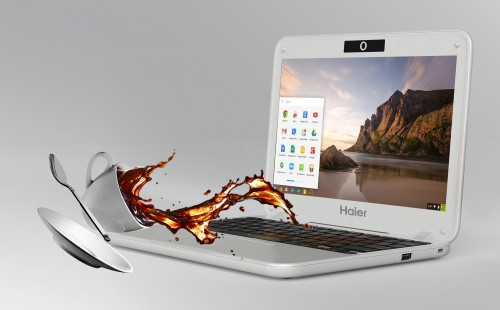 Haier na IFA 2015 PC Chromebooks Android i Windows