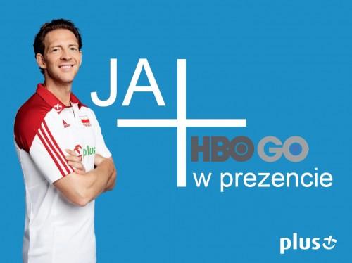 HBO GO z telefonem w Plusie