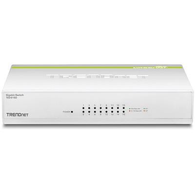 TRENDnet  TEG-S16D