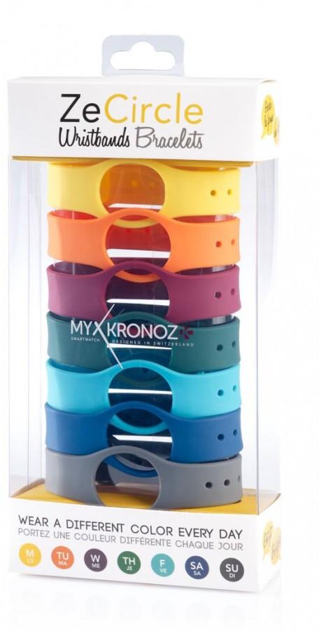 MyKronoz ZeCircle - paski