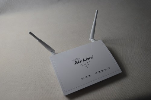 Test AirLive AC-1200R