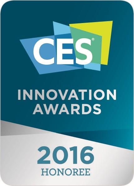 CES 2016 INNOVATION AWARD