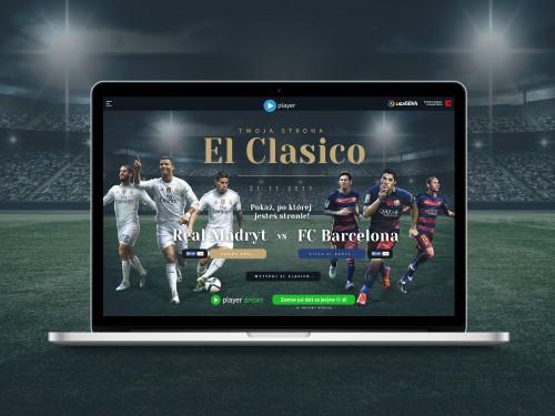 player.pl - El Clasico