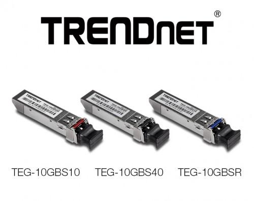 TRENDnet - nowe moduły światłowodowe