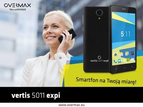 Overmax Vertis 5011 Expi