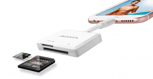 ADATA Lightning Card Reader