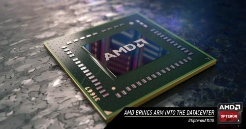 AMD Opteron A1100 SoC