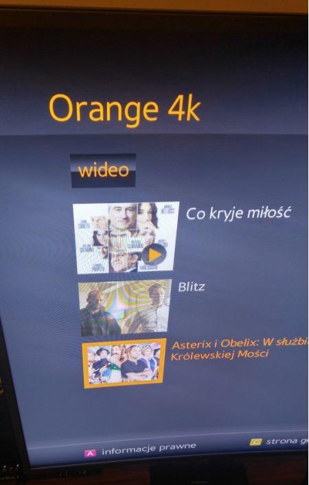 Orange 4K