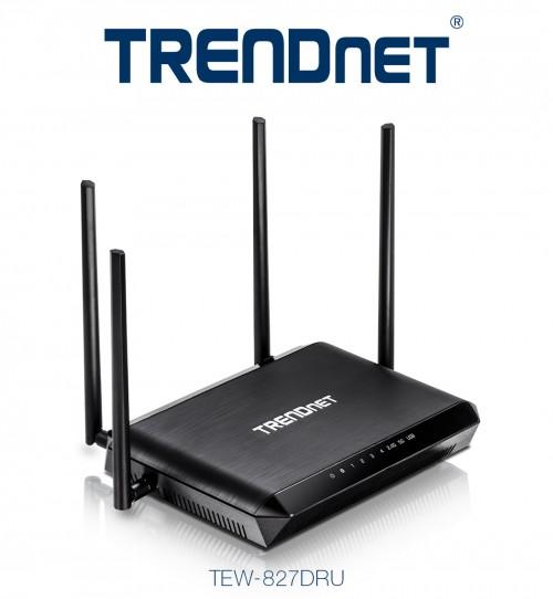 TRENDnet TEW-827DRU