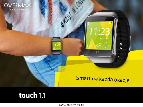 Overmax Touch 1.1