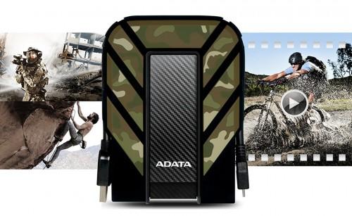 ADATA HD650X i HD710M
