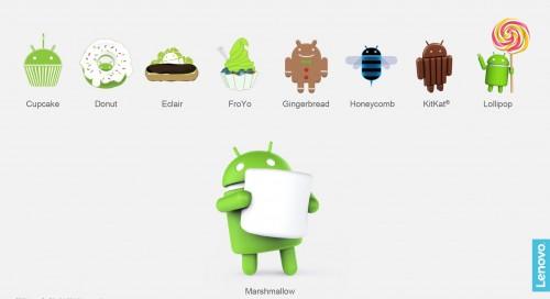 Android 6.0 z Lenovo Moto