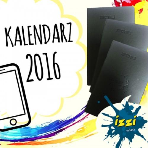 IZZI rozdaje kalendarze na 2016 rok