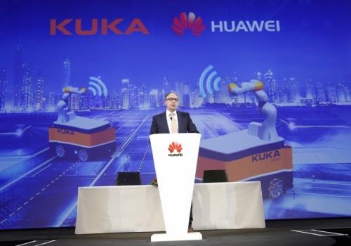 Huawei na CeBIT 2016