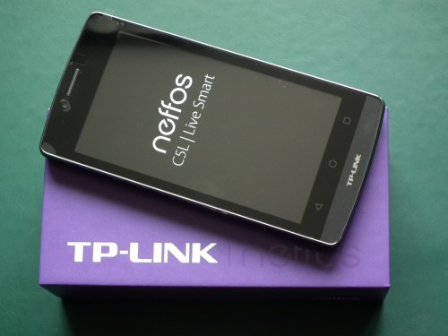 Test TP-LINK Neffos TP601A