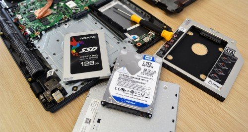 Jak zmodernizować komputer z dyskiem SSD?