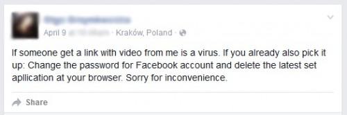 Trojan na faceboku