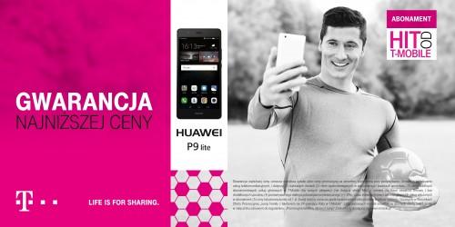 T-Mobile - smartfony Huawei