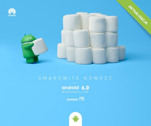Huawei P8 - Android 6.0 Marshmallow
