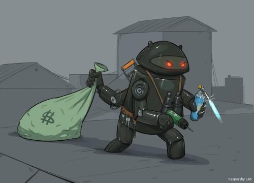 Trojany na WWW - Android