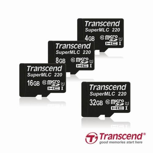 Transcend SuperMLC 220