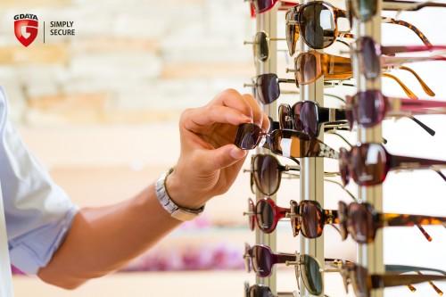 Okulary przeciwsłoneczne Spam