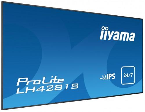 iiyama LH5581S-B1, LH4981S-B1 oraz LH4281S-B1