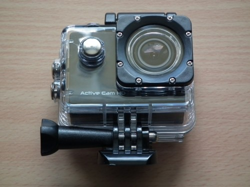 Test Hykker Active Cam HD