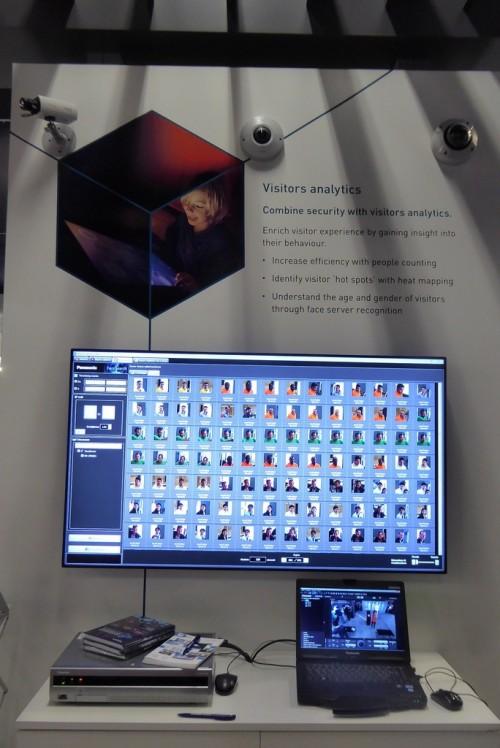 Panasonic na ICOM 2016