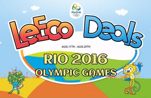 Olimpijska promocja smartfonów LeEco