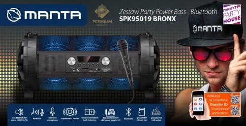 Manta SPK95019 BRONX