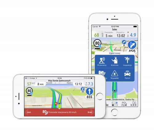 AutoMapa iOS - AutoRadar