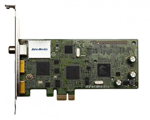 AVerMedia Aver3D CaptureHD H727 3D