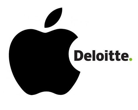 Deloitte i Apple