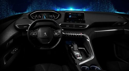 TomTom Peugeot i-Cockpit