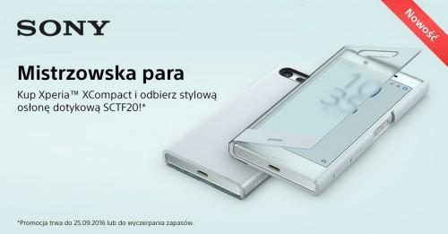 Sony Xperia XCompact - Mistrzowska Para