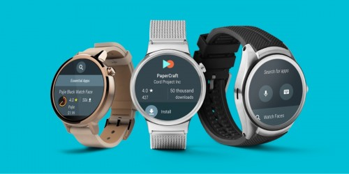 Google - Android Wear 2.0 na 2017