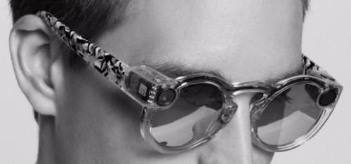 Snapchat - okulary z aparatem