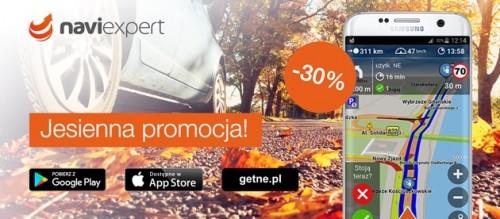 NaviExpert - Jesienna promocja
