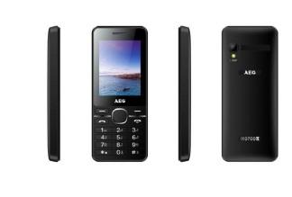 AEG - smartfon