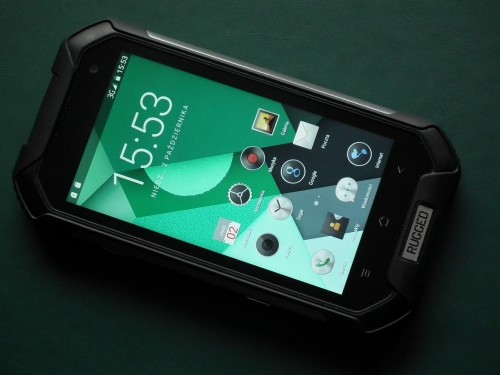 Test Rugged Phones A20